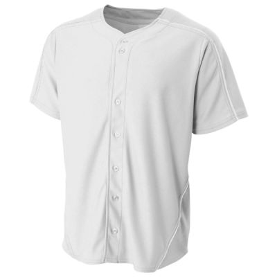 Youth Warp Knit Baseball Jersey Thumbnail