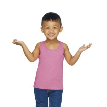 Toddler Poly/Cotton Tank Top Thumbnail