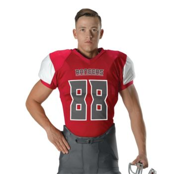 Stretch Football Jersey Thumbnail