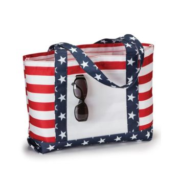 Americana Boater Tote Thumbnail