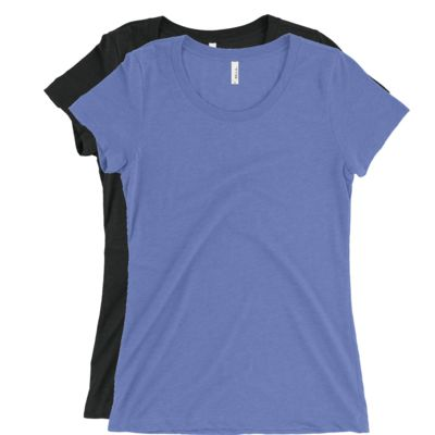 Ladies Shortsleeve T-Shirts Thumbnail