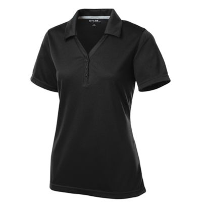 Ladies Micro Mesh Polo Thumbnail
