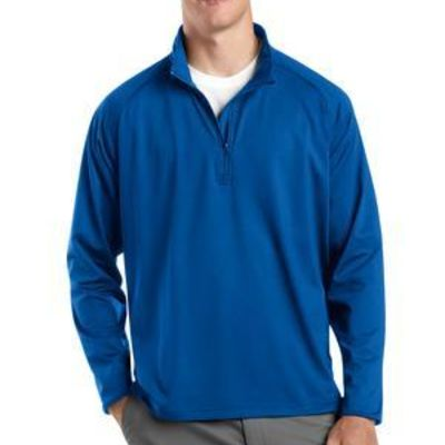 Tall Sport Wick ® Stretch 1/2 Zip Pullover Thumbnail