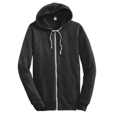 Alternative Rocky Eco ™ Fleece Zip Hoodie Thumbnail