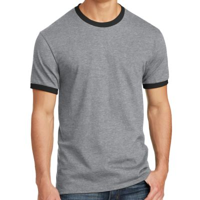 Core Cotton Ringer Tee Thumbnail